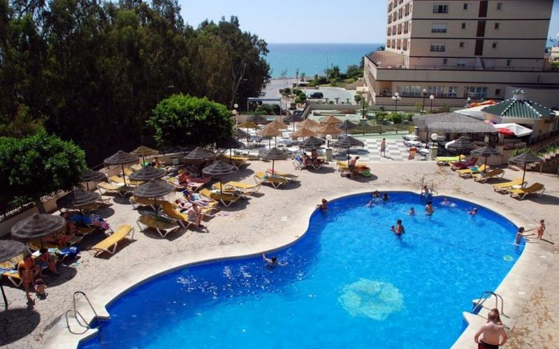Flatotel Apartments Benalmadena Golf