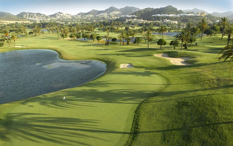 Las Lomas Village La Manga Golf Holidays spain golf holidays