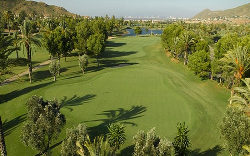 La Manga Golf Club Murcia Spain