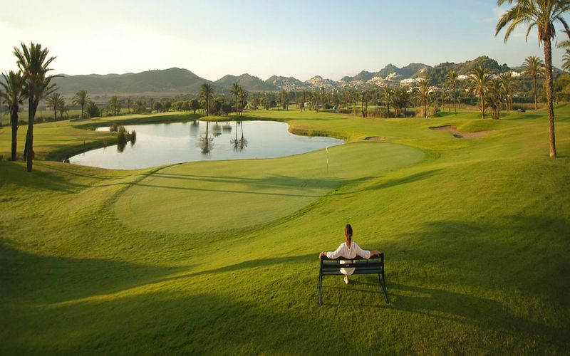 Las Lomas Village La Manga Golf Holidays