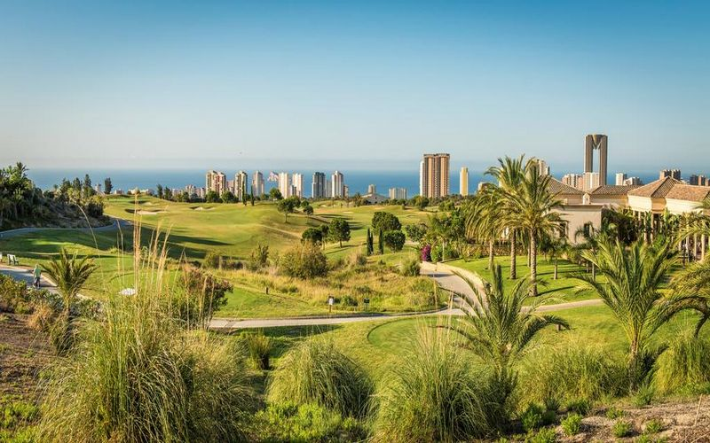 melia villaitana golf holidays