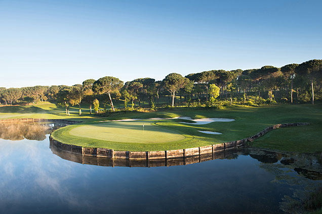 PGA Catalonia Golf Course