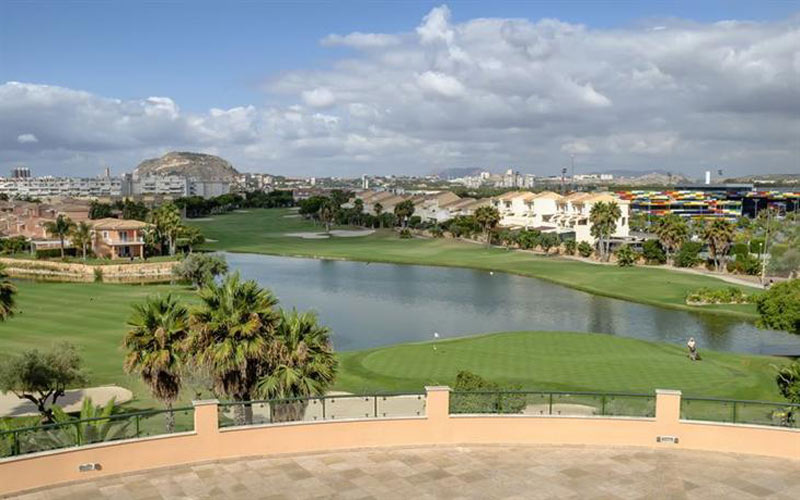 Alicante Golf Hotel Costa Blanca