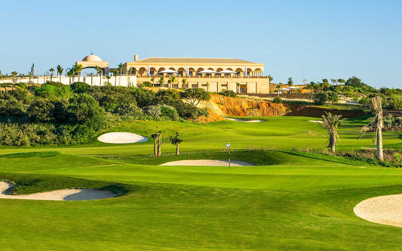 Amendoeira Hotel & Golf Resort silves golf holidays