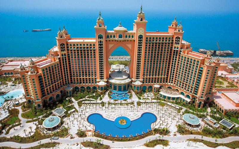 Antlantis Palms Hotel Dubai