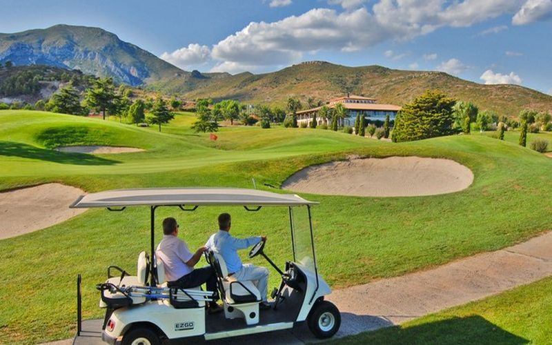 19++ Bonmont golf salou information