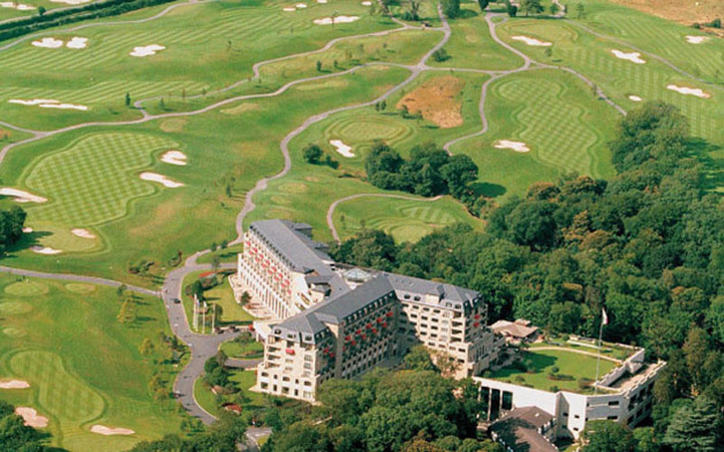 Celtic Manor Golf
