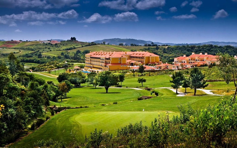 Dolce CampoReal Golf Resort