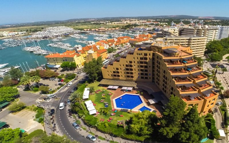 Dom Pedro Marina Hotel Algarve Portugal