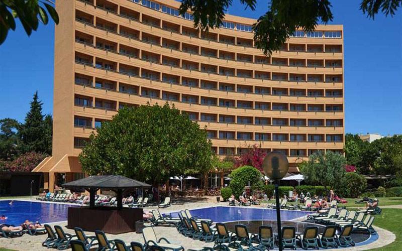 Hotel Dom Pedro Vilamoura golf holidays
