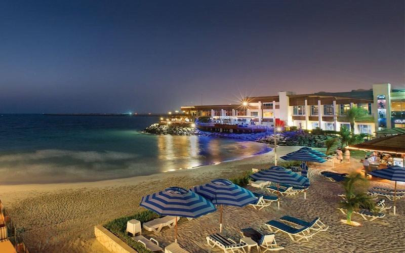 Dubai Marine Beach Hotel Dubai
