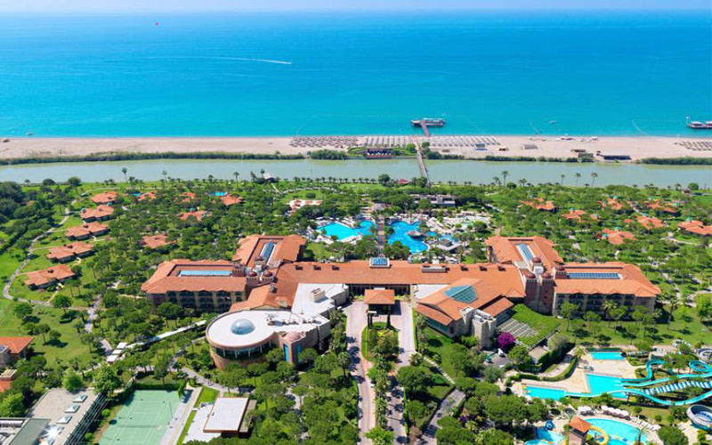 Gloria Golf Resort Belek Turkey all inclusive golf holidays