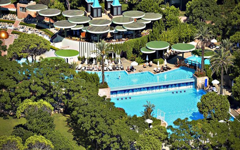 Gloria Verde Golf Resort Belek all inclusive golf holidays
