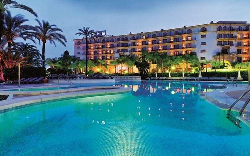 H10 Hotel Andalucia Plaza Marbella Golf