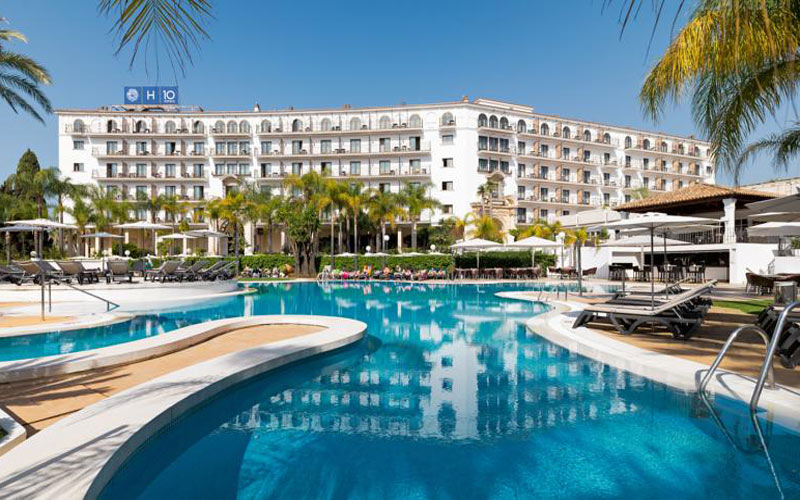 H10 Andalucia Plaza Hotel Marbella