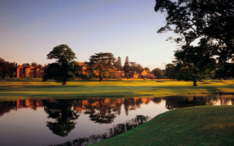 Hanbury Manor Golf