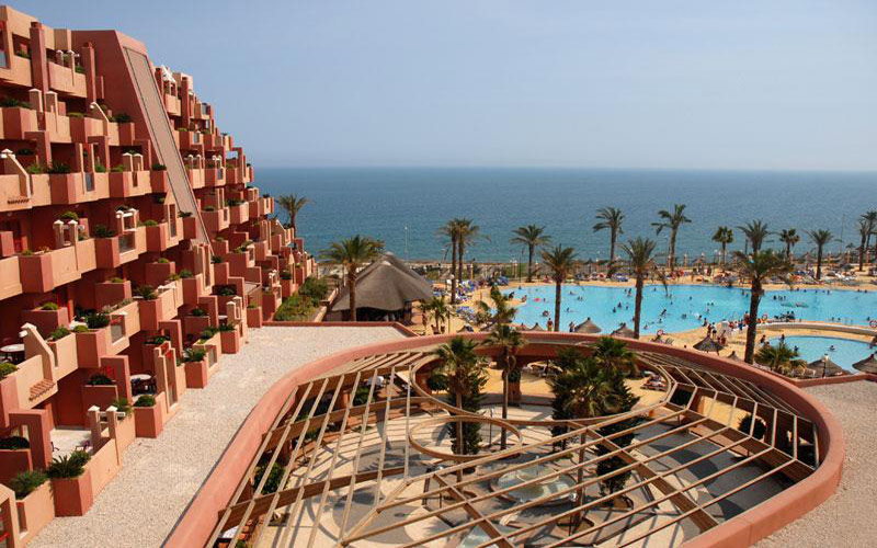 Holiday World Palace benalmadena golf holidays