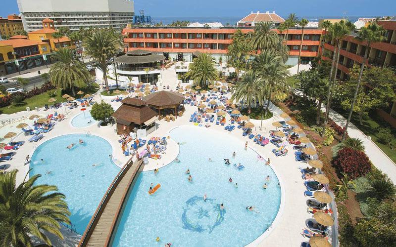 La Siesta Playa Hotel Tenerife golf holidays