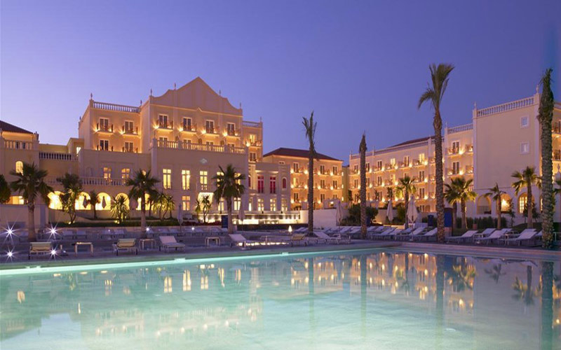 Hotel Lake Spa Vilamoura golf holidays