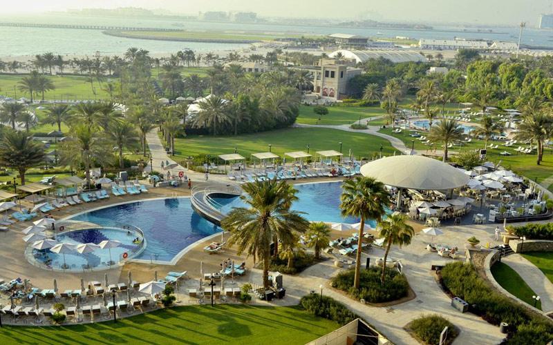 Le Royal Meridian Dubai
