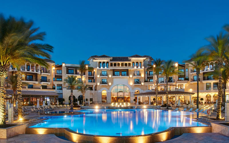 Intercontinental Mar Menor Hotel Costa Calida golf holidays