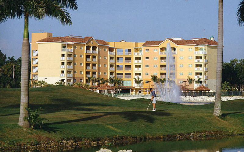 Marriott Villas Doral