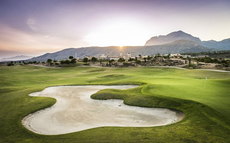 Melia Villaitana Levante Golf Course