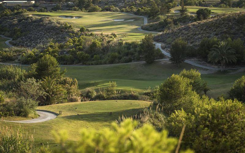 Hotel Melia Villaitana Poniente Golf Course