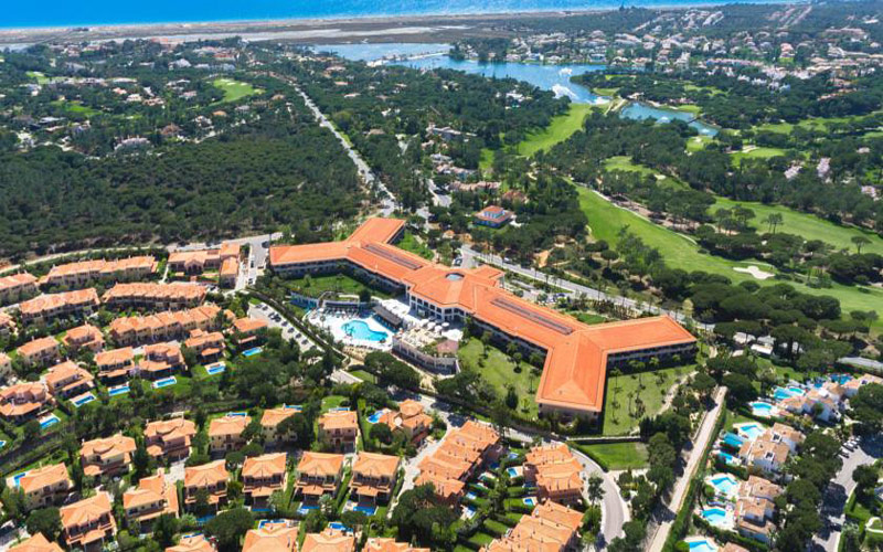 Monte Da Quinta Resort Algarve vale do lobo golf breaks & quinta do lago golf holidays