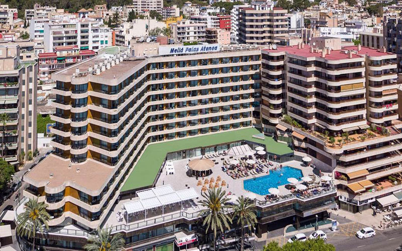 Hotel Palas Atenea