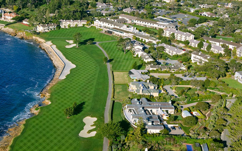 Pebble Beach USA