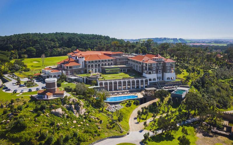 Penha Longa Golf Hotel cascais golf holidays lisbon golf breaks