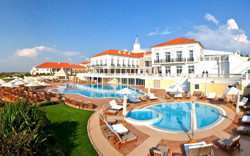 Praia Del Rey Hotel Obidos cascais golf holidays lisbon golf breaks