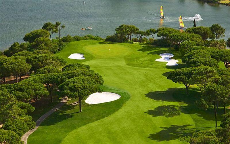 Quinta do Lago Golf Course Portugal magnolia hotel golf