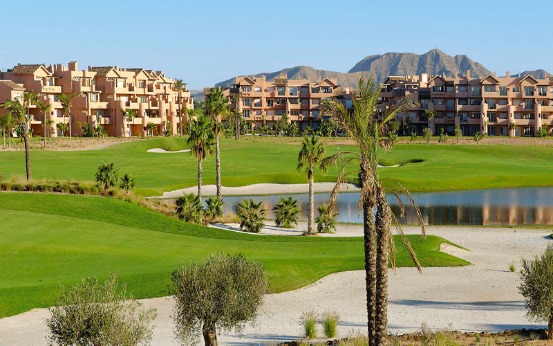 Residences Mar Menor Golf