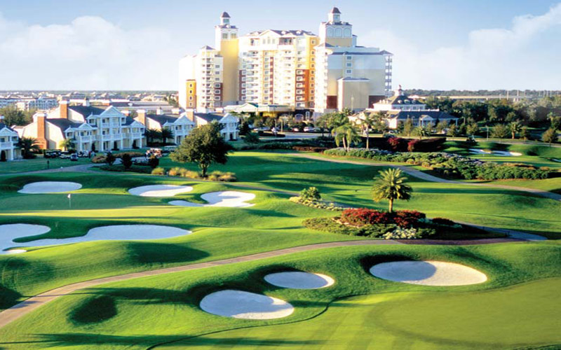 Reunion Golf  Resort Orlando