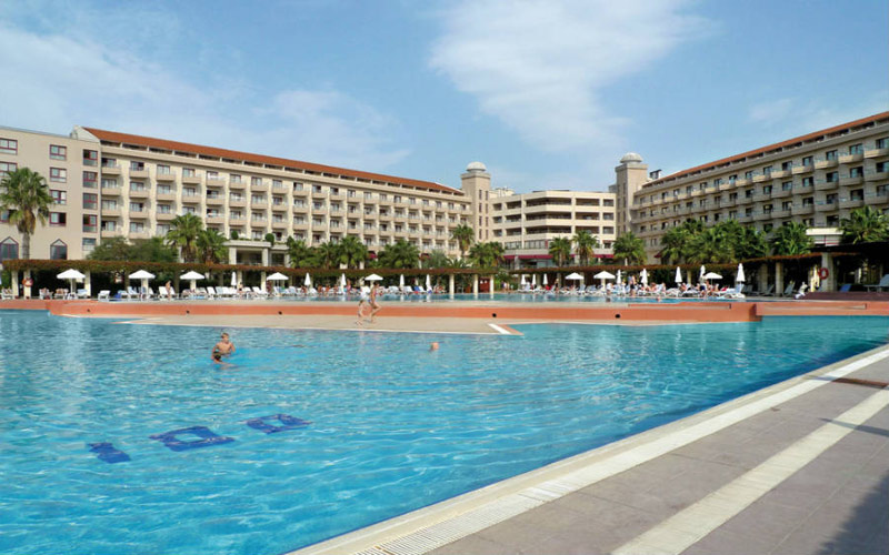 Riu Kaya Golf Hotel Belek all inclusive golf holidays