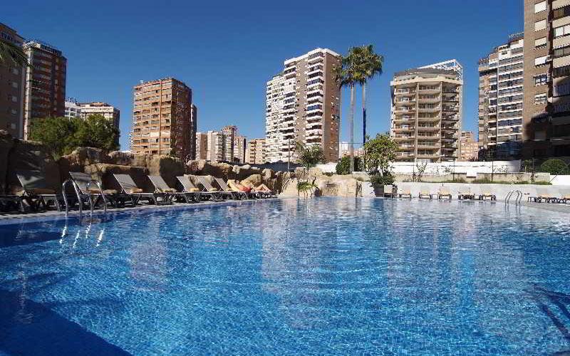 Sandos Monaco Hotel costa blanca golf holidays