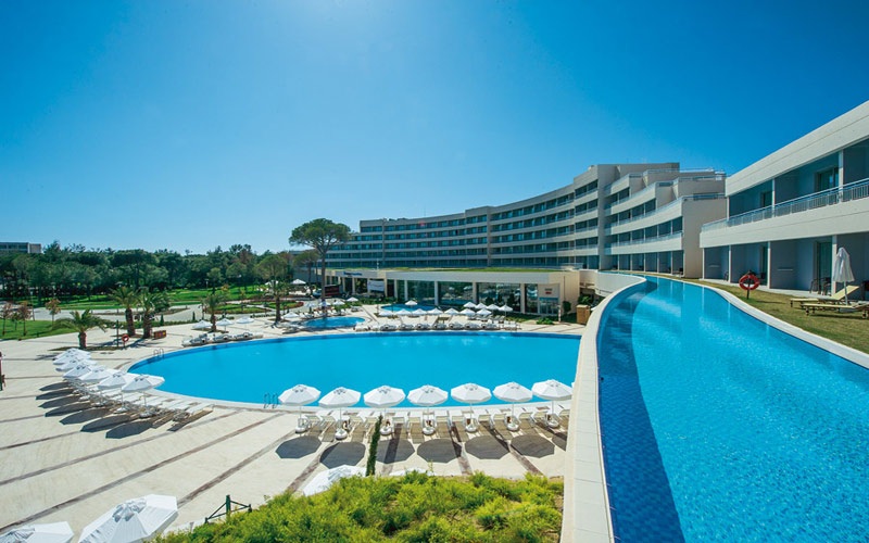 Sentido Zenyep Hotel Belek turkey golf holidays