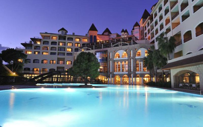 Sirene Belek Golf Hotel all inclusive golf holidays