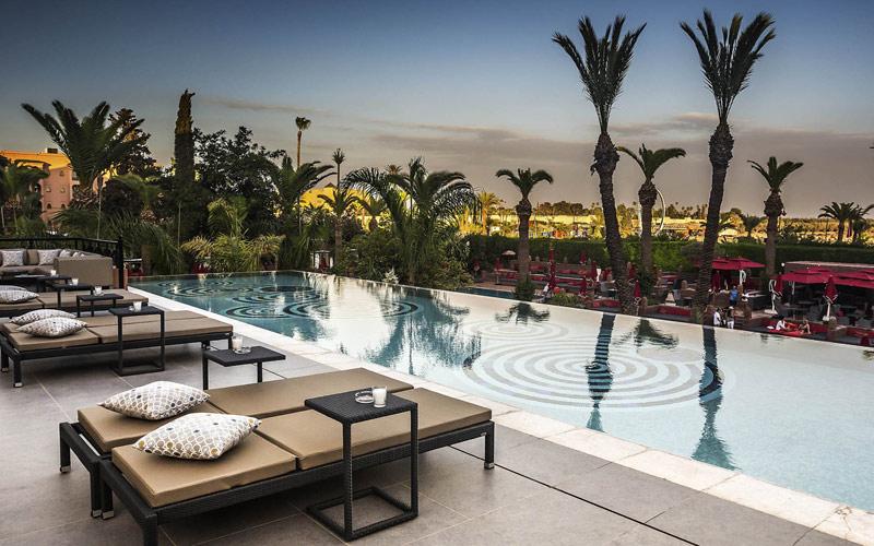 Sofitel Hotel Marrakech