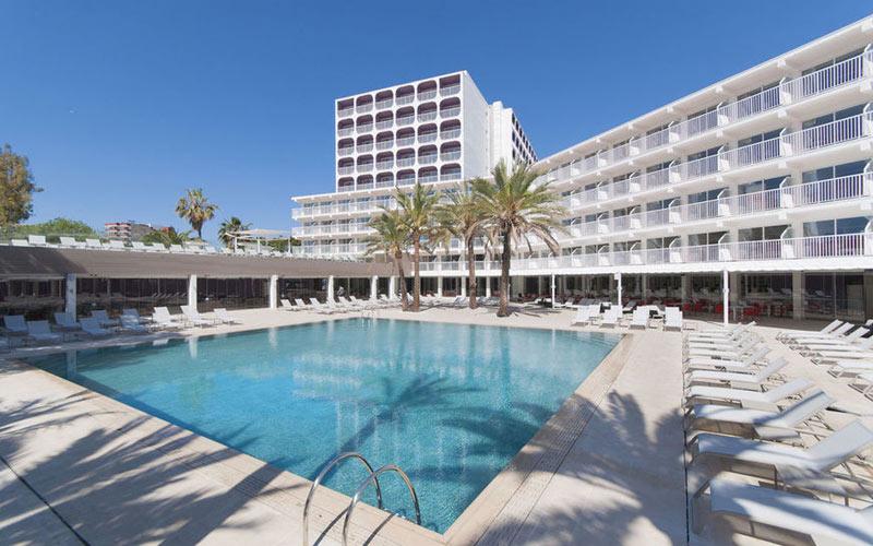 Hotel Sol Trinidad Magaluf golf holidays in mallorca spain