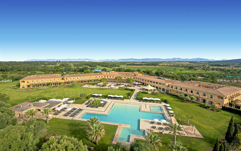 Son Antem Hotel & Golf Resort golf holidays in mallorca spain