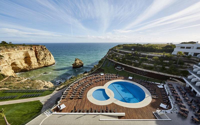 Hotel Tivoli Carvoeiro Algarve