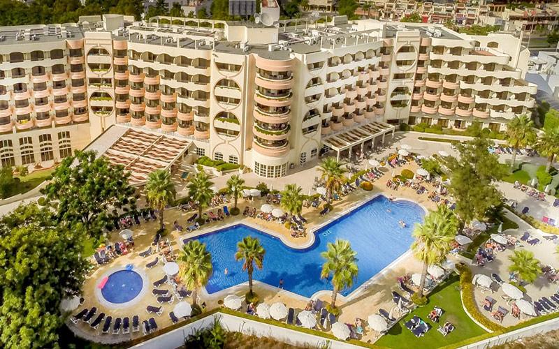 Hotel Vila Gale Cerro Alagoa  albufeira golf holidays