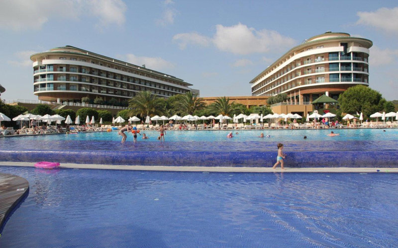 Voyage Hotel Belek turkey golf holidays