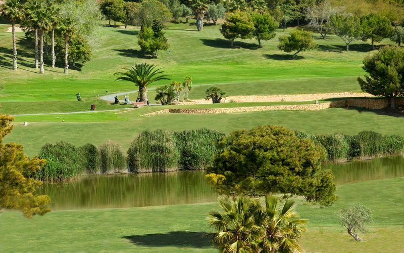 Bonalba Golf Course Alicante Golf
