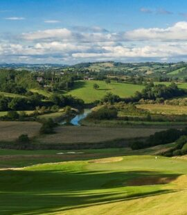 Celtic Manor Course Wales