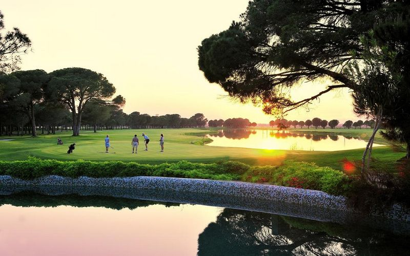 Gloria Hotel & Golf Resort Turkey gloria golf resort golf holidays