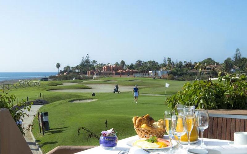 Guadalmina Hotel Marbella costa del sol golf holidays